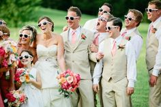 10 summer wedding planning tips that brides shouldn't forget -  EXTRA FLOWERS In sweltering heat, flowers are bound to wilt and not last very long. Talk to your florist about having a few extra blooms available, such as backup boutonnieres for the men and extra blooms to swap out of your or your bridesmaid's bouquets, to keep everything looking fresh and pretty for photos.