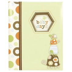 I love Carter's Memory books. They are so cute and always so well decorated. Make great baby shower gifts. ~ Carter's Bound Keepsake Memory Book of Baby's First 5 Years Baby Shower Gifts, Baby Gifts, First 5, Baby Turtles, Turtle Baby, Thing 1, Baby Memories, Baby Keepsake, Babies First Year