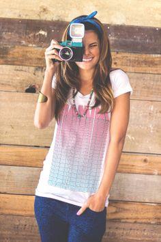 T-shirt Samba Feminina.