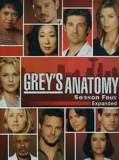 GREY'S ANATOMY is a quick-witted, warmhearted medical drama that explores the personal and professional relationships of the doctors at a Seattle hospital. After winning the 2007 Golden Globe for Best