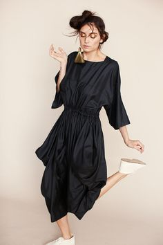 BOAT DRESS – Electric Feathers