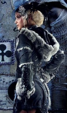 Winter Steampunk