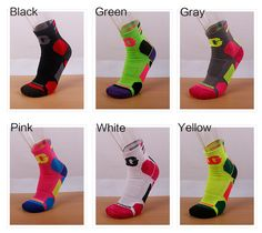 Pro Feet Polyester Multi-Sport Chaussettes rose Grand