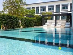 Keratiles Ceramic กระเบื้องสระว่ายน้ำและตกแต่ง Swimming Pool Tiles, Natural Stones, Water, Outdoor Decor, Gripe Water, Pool Tiles, Aqua