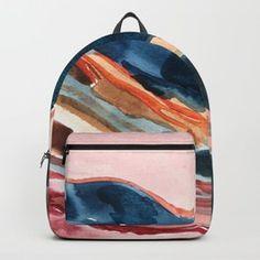 Landscape Backpack by Katharina Zahl Fagervik