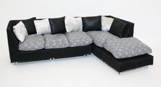 Barbie Furniture Sofa also for Monster High by JolarkProducts, $49.00