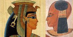 Resultado de imagen de peinados en egipto