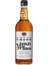 Medley Bros. Kentucky Straight Bourbon Whiskey via Caskers