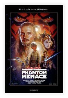 Star Wars: The Phantom Menace http://www.aroundforty.co.uk/star_wars_the_phantom_menace.html