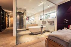 Renovierung einer Villa am Stadtrand von Salzburg zu einem luxuriösen Wohn-Loft (Foto: Florian Stürzenbaum) (Van Meissl Architects ZT GmbH)