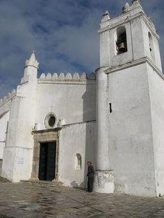 Igreja Mesquita de Mértola; Portugal