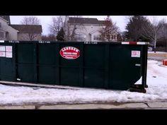 (563) 332-2555 Dumpster Rental Clinton Iowa, Goose lake Iowa, Toronto Io...