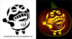 234 Best Minion Pumpkin Images On Pinterest Xmas Fall Crafts And