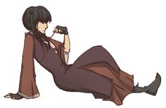 beanaroony:    I'm in the mood this weekend to drawother AtLA characters. So, Mai anyone?