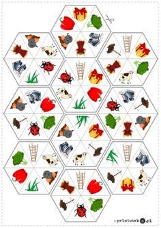 Bingo, Busy Bags, Board Games, Kindergarten, Infographic, Puzzle, Teaching, Holiday Decor, School