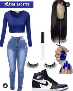 Baddie Outfits Casual, Boujee Outfits, Lazy Outfits, Teen Fashion Outfits, Swag Outfits For Girls, Cute Swag Outfits, Teenage Girl Outfits, Outfit Goals, Outfit Ideas