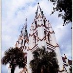 Cathedral of St. John the Baptist in Savannah