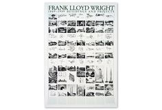 One Kings Lane - Clean-Line Design - Frank Lloyd Wright, Buildings & Projects