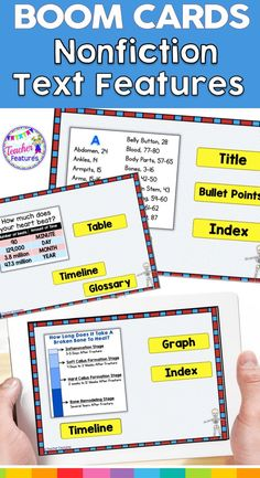 This ALL YEAR LONG Giant 2nd & 3rd Grade Boom Cards Bundle contains 34 resources, is interactive and focuses on reading comprehension, grammar skills, language and vocabulary and much more. A huge value- 30% off! This is the perfect resource to use throughout the year to teach important CCSS and TEKS skills, while remaining engaging for students. #boomcards #boomcards2ndgrade #teacherfeatures #boomcards3rdgrade #boomcardsreading #backtoschool #2ndgrade #3rdgrade #literacycenters #grammaractivity