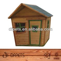 Childrens Cubby Playhouse Outdoor Playhouse Kids Toys House Dfp018s - Buy…