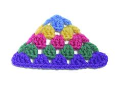 Transcendent Crochet a Solid Granny Square Ideas. Inconceivable Crochet a Solid Granny Square Ideas. Granny Square Crochet Pattern, Crochet Flower Patterns, Crochet Squares, Crochet Granny, Crochet Motif, Crochet Designs, Knitting Patterns, Granny Squares, Free Crochet