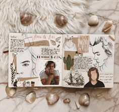 Wreck This Journal, My Journal, Journal Ideas, Harry Styles Drawing, Bullet Art, Art Hoe Aesthetic, Bullet Journal Notes, Drawing Journal, Bullet Journal Inspiration