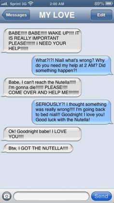 iPhoneFakeText is a cool application that you can create fake iphone text conversations. Niall Horan Imagines, Text Imagines, Harry Styles Imagines, One Direction Images, One Direction Humor, I Love One Direction, Never Had A Boyfriend, Iphone Texts, Gossip Girl Quotes