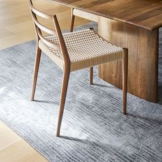 Crafted of durable, solid mango wood that beautifully shows off the natural grain of the wood, our Anton Dining Table is an updated take on the versatile farmhouse table. This substantial table is perfect for family dinners, game nights and more. Woven Dining Chairs, Black Dining Chairs, Dinning Room Tables, Solid Wood Dining Table, Dining Room Design, Room Chairs, Home Furniture, Modern Furniture, Oversized Furniture