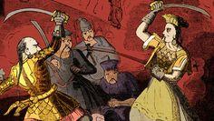 5 Notorious Female Pirates