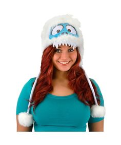 45723d7d610 Bumble Snowman Hoodie Womens Hat   Christmas just got a whole lot sweeter  with this