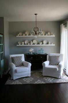 Benjamim Moore Revere Pewter, colors for my master bedroom