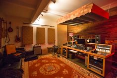 Inside the Underground World of LA's Home Recording Studios