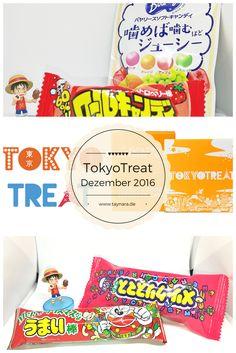 Die TokyoTreat  Box verspricht leckeres Essen und Süßigkeiten aus Tokyo - der Hauptstadt von Japan. Probiere Leckereien, die du bisher nicht kanntest - ob Pocky oder KitKat, in der Box ist nichts langweiliges!