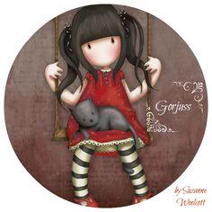 Gorjuss, las muñecas sin rostro by Suzanne Woollcott