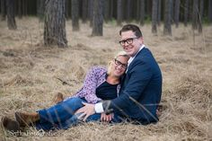 pre wedding fotoshoot in de Kalmthoutse Heide