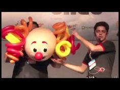 Art-Latex - SNAB 2013 - Wesley e Rodrigo - A magia do Circo - Expo Parqu...