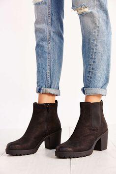 Vagabond Grace Platform Ankle Boot - Urban Outfitters $140