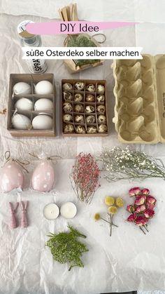 Easter Flower Arrangements, Diy Easter Decorations, Easter Table, Egg Decorating, Diy Home Crafts, Easter Crafts, Diy For Kids, Christian Easter, Dollar Stores