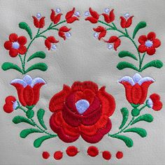 Background With Detail Of Traditional Hungarian Folk Embroidery Handmade Stock Photo - Image of material, handsome: 160448494 Cushion Embroidery, Hand Work Embroidery, Folk Embroidery, Embroidery Patterns Free, Embroidery Fashion, Hand Embroidery Designs, Embroidery Stitches, Quilt Patterns, Vintage Jewelry Crafts