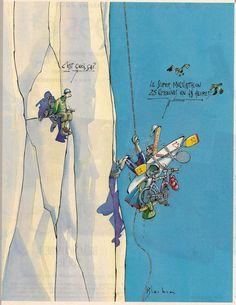 Blanchon - L'Équipe Magazine - samedi 10 avril 2004 - N° 1141
