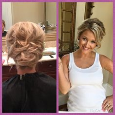 Cheers to our gorgeous bride Whitney! Thank you Carrie Darling for one super event! Duality Artistry's beauty team, MUA Stephanie, hair by Megan. Click here to see more Duality Artistry brides: http://www.dualityartistry.com