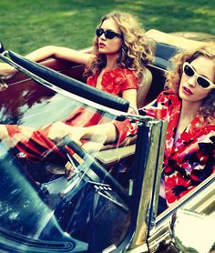 Thelma & Louise- if we had a convertible! Divas, Convertible, Summer Fun, Spring Summer, Summer Bucket, Sebastian Kim, Max Mara Weekend, Thelma Louise, Foto Real