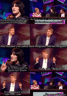 martin freeman & noel fielding - nevermind the buzzcocks Petition to have Martin host or appear as a guest on Buzzcocks more often!