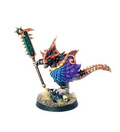 What's On Your Table: Seraphon - Faeit 212: Warhammer 40k News and Rumors
