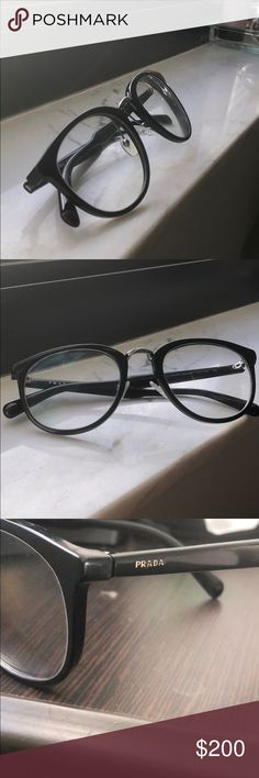 ce688579649a Prada reading glasses A year old. I m very good conditions! Only thing