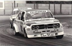 Alfetta Group 2 South Africa. Driver: A. Chatz