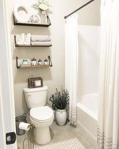 Tile and wall color sherwin Williams worldly gray Kids bathroom. Worldly Gray Sherwin Williams, Sea Salt Sherwin Williams, Grey Bathrooms, Modern Bathroom, Small Bathroom, Bathroom Bath, Master Bathroom, Farmhouse Bathrooms, Neutral Bathroom
