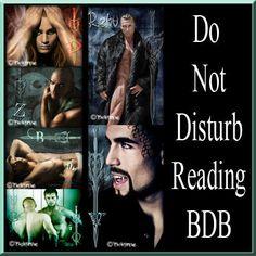 Black Dagger Brotherhood - BDB