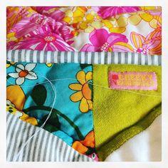 Hand binding Martha's quilt. #quiltlove #heirloomquilt