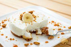 Banoffee minute (spéculoos, crème de caramel au beurre salé, banane et chantilly), recette rapide et délicieuse de ce classique de la pâtisserie américaine